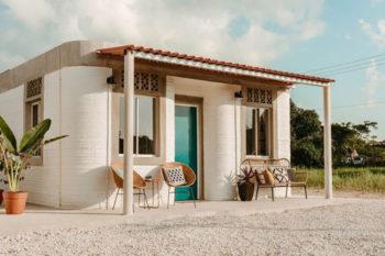 Llegan las primeras casas impresas en 3D a México en 2020