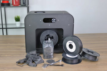 #Startup3D: 3devo, reciclando plásticos para convertirlos en filamentos 3D