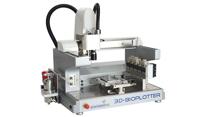 Bioplotter 3D