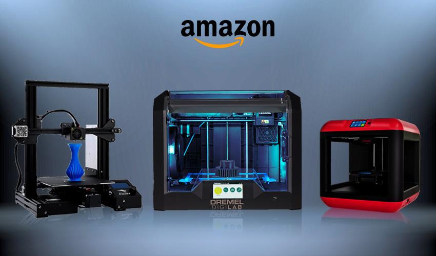Impresoras 3d En Amazon Top 10 Con Las Más Populares 3dnatives
