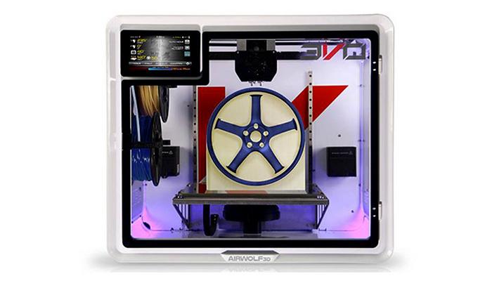 impresora 3D metal