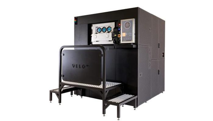 impresora metal