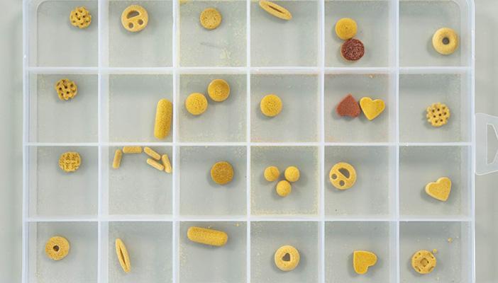 pastillas impresas en 3D