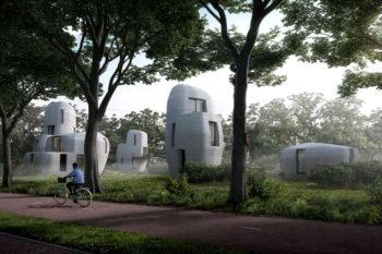 Llega la primera comunidad de casas impresas en 3D