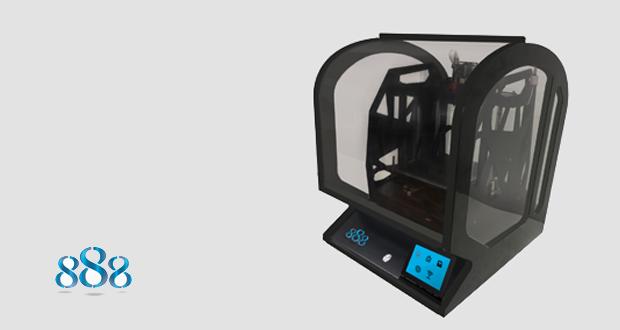 impresora 3D de PVC