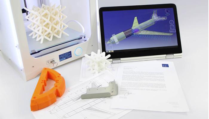 estudiar impresión 3D