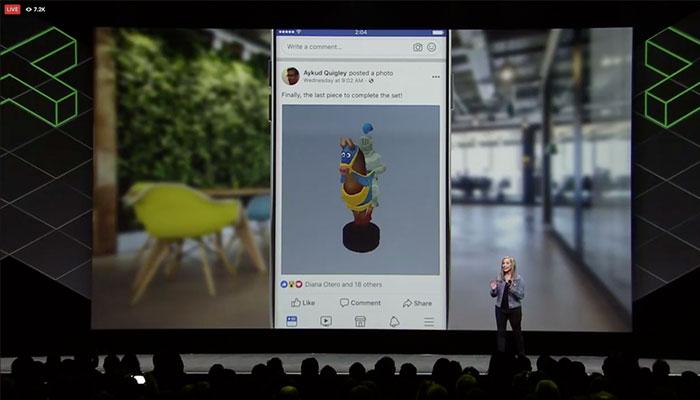 Facebook y la impresión 3D