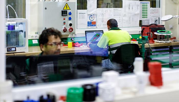 Heineken fabricación aditiva