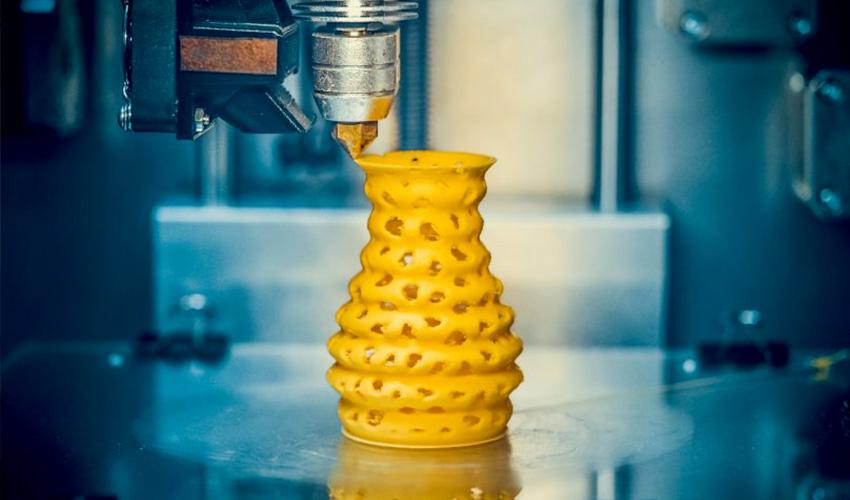 Pla en la impresión 3D