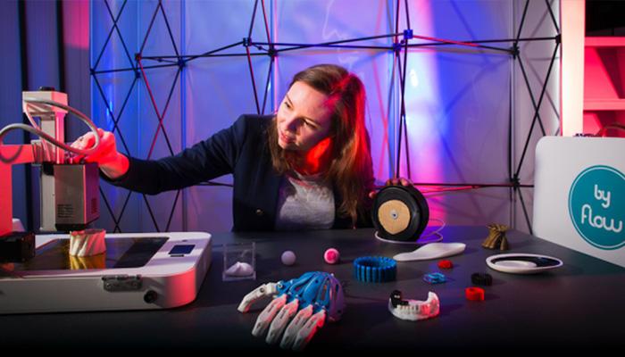 Mujeres en la impresión 3D