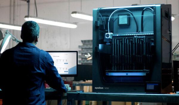 Lab 3Dnatives: Test de la impresora 3D Epsilon W50, de BCN3D