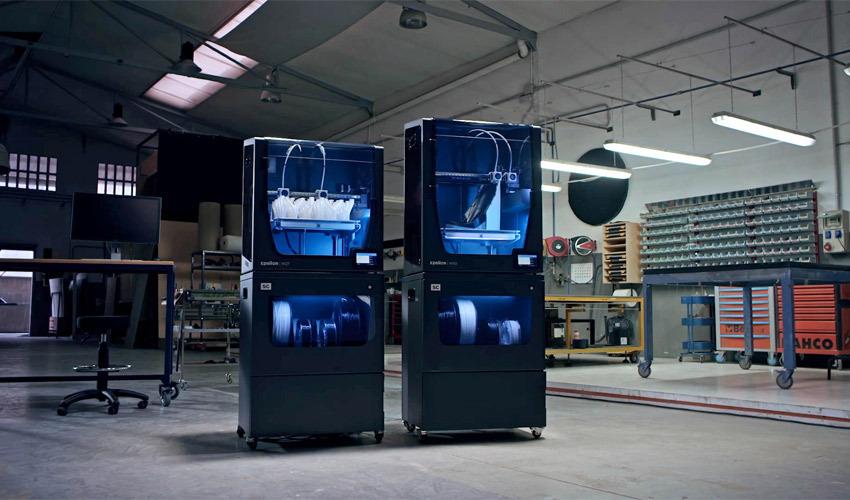BCN3D presenta sus nuevas máquinas Sigma y Epsilon, diseñadas para aumentar la productividad - 3Dnatives
