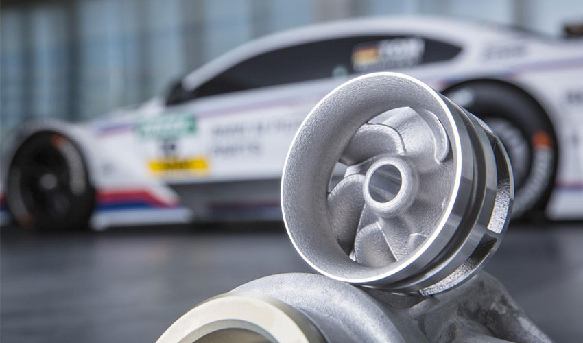 BMW y la fabricación aditiva