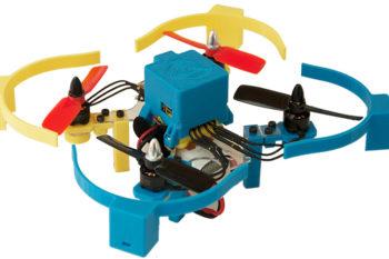 Bonadrone, los drones impresos en 3D para aprender sobre tecnología