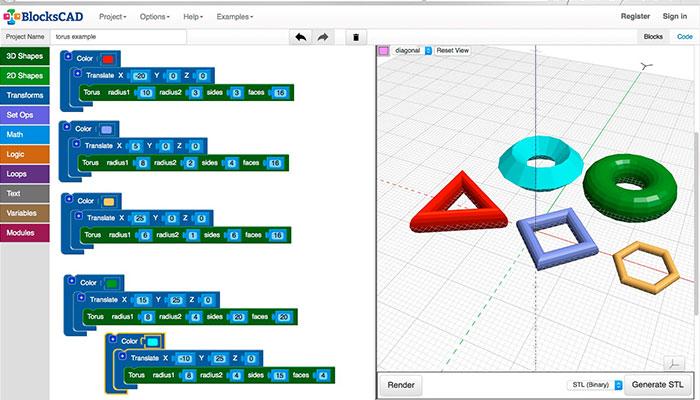 Softwares CAD