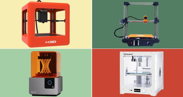 navidad de impresión 3D