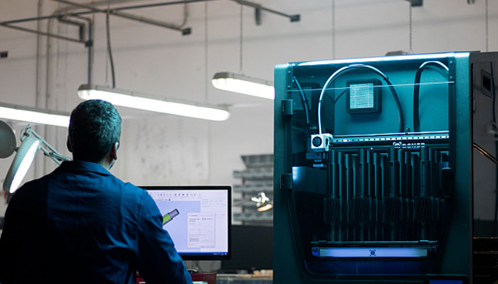 Covid impresión 3D