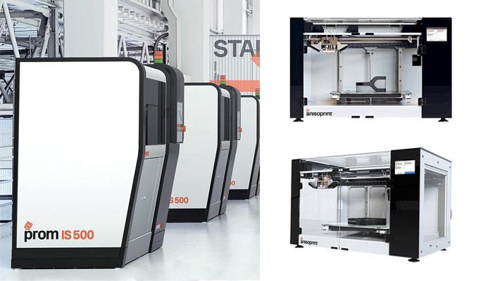 impresión 3D composites