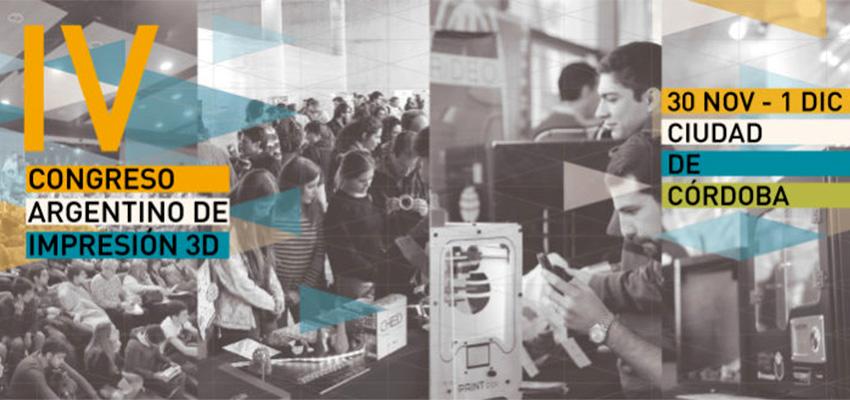 Congreso Argentino de Impresión 3D