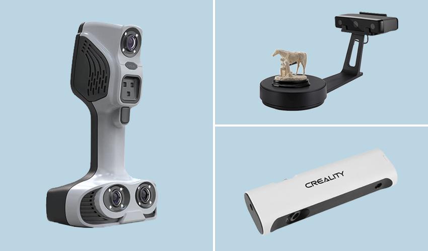 escáneres 3d baratos