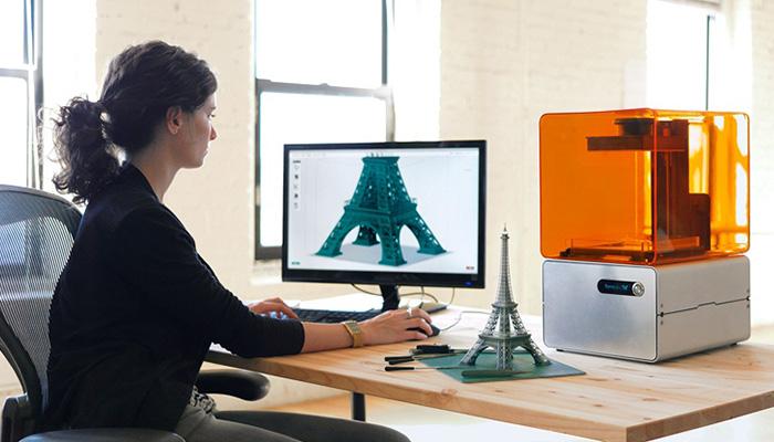 cursos de impresión 3D