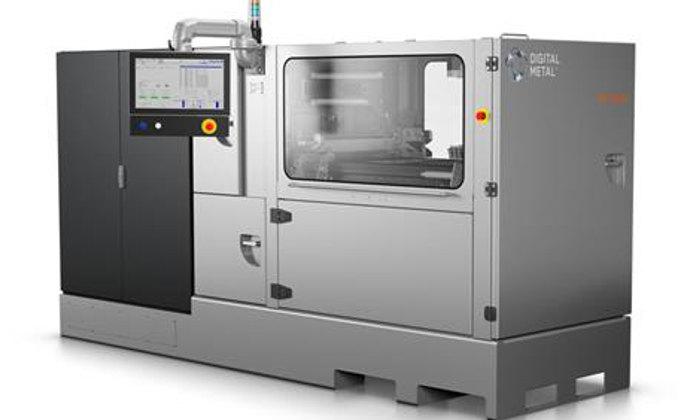 impresoras 3d de metal