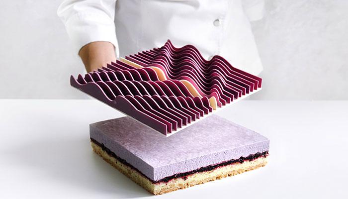 impresoras 3d de comida