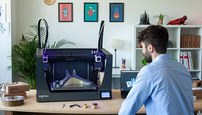impresora 3d doble extrusor