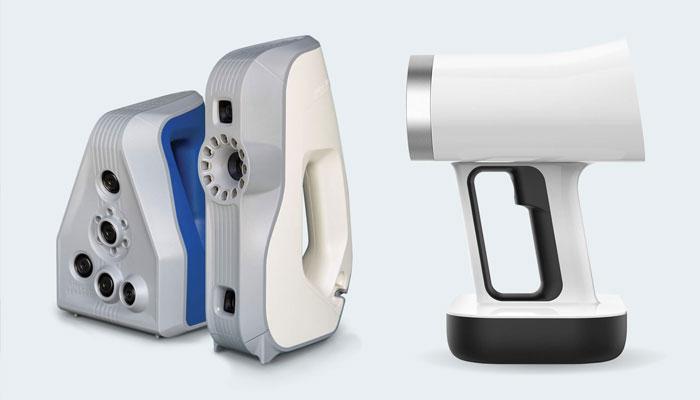 3D-Scantechnologie