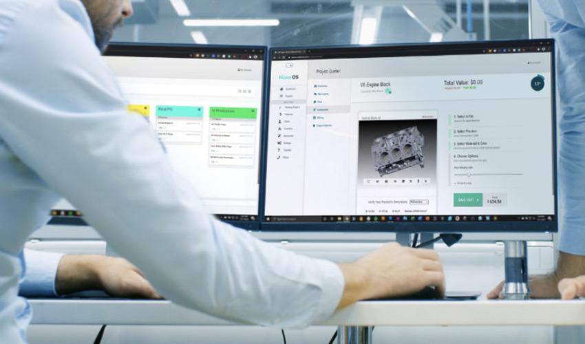 sistemas de ejecución de fabricación