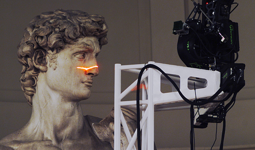 la impresión 3D y la historia