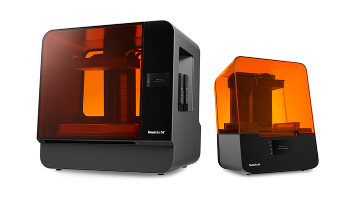 impresoras 3D de resina Formlabs