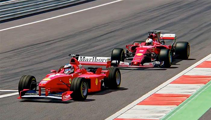 La impresión 3D en la Fórmula 1