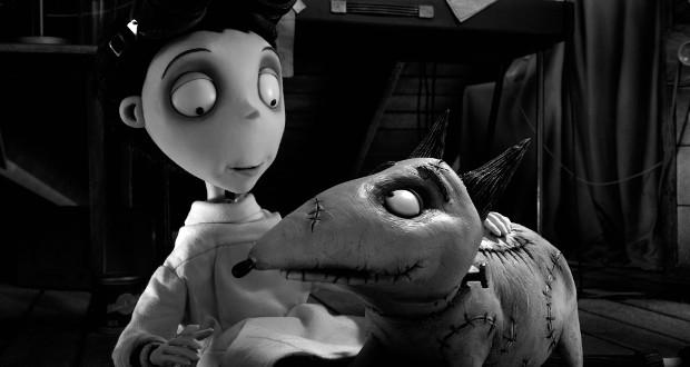 Tim Burton creó a los personajes de Frankenweenie con fabricación aditiva.