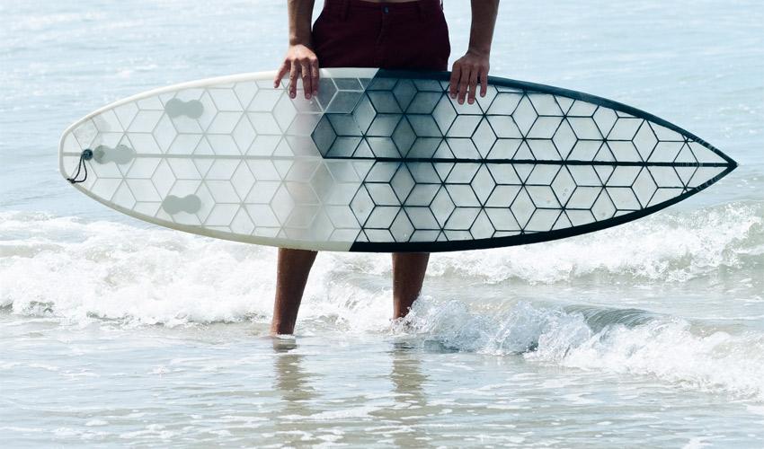 hexa surfboard