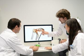 La impresión 3D en los hospitales españoles