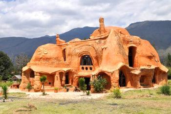 Casa Terracota, una casa impresa en 3D en Colombia