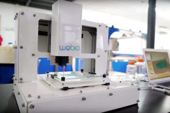 WeBio, bioimpresión de tejidos para la industria farmacéutica