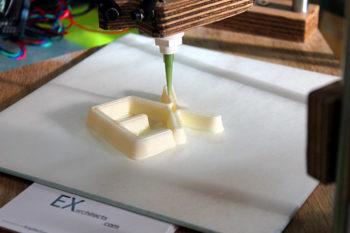 EXarchitects, fabricando comida 3D de la manera más original
