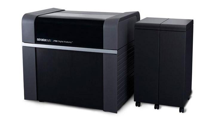 impresoras 3D inyección de material