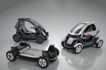 KLIO Design reinventa el coche impreso en 3D