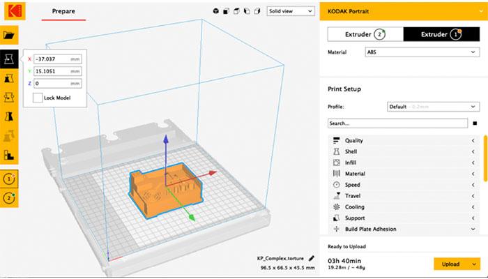 Software KODAK 3D Slicer