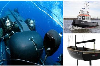 Top 10 de aplicaciones marítimas de la impresión 3D