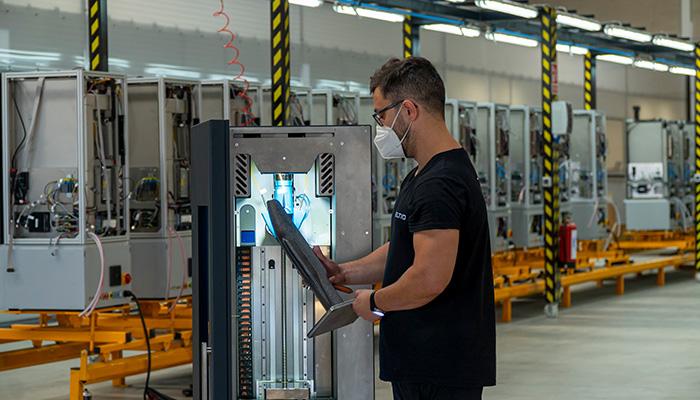 Meltio fabricación 3D metal