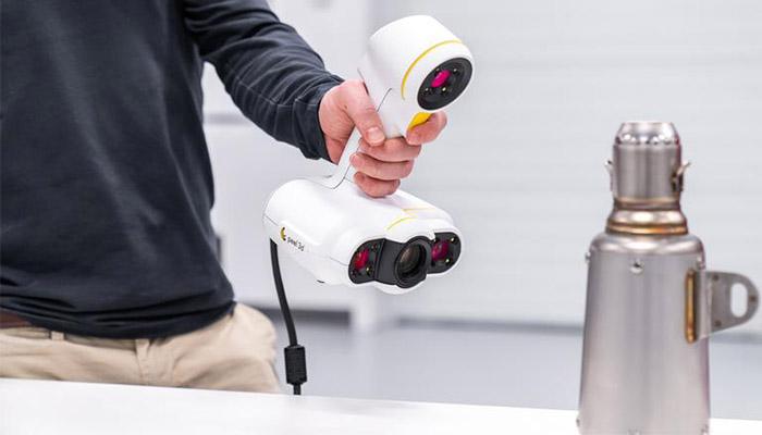 escánereres 3D profesionales