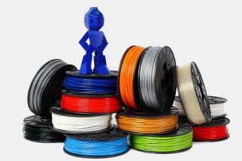 Guía completa: plásticos en la impresión 3D