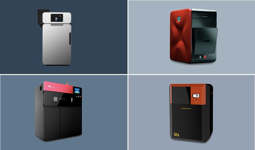 impresoras 3D SLS