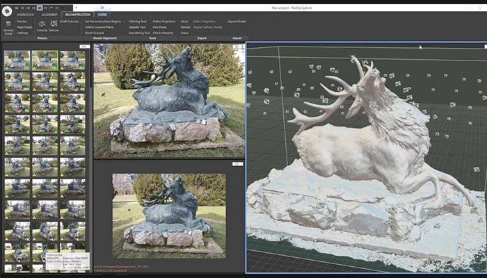 software fotogrametría