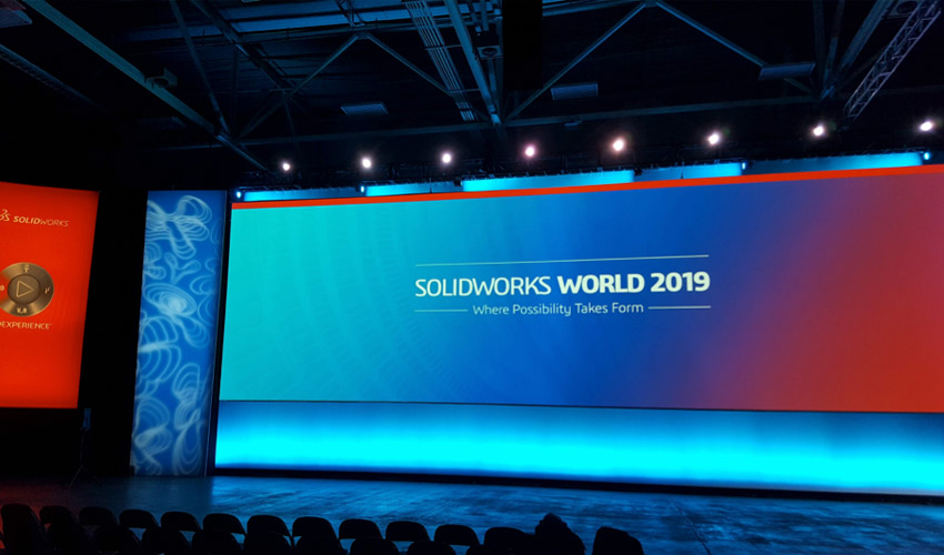 Solidwordks world 2019