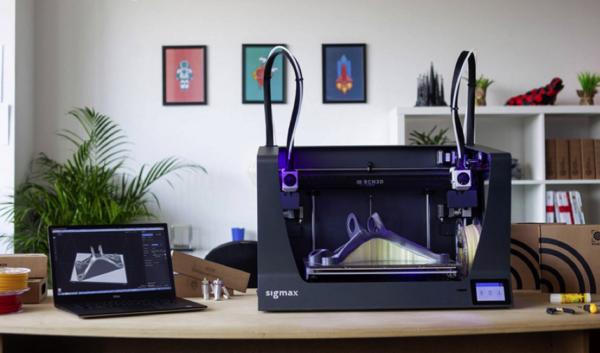 Lab 3Dnatives: Test de la impresora 3D Sigmax R19 de BCN3D